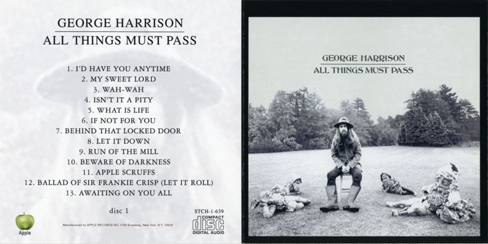 DESS George Harrison